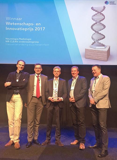 MrClean Wetenschaps- en Innovatieprijs 2017